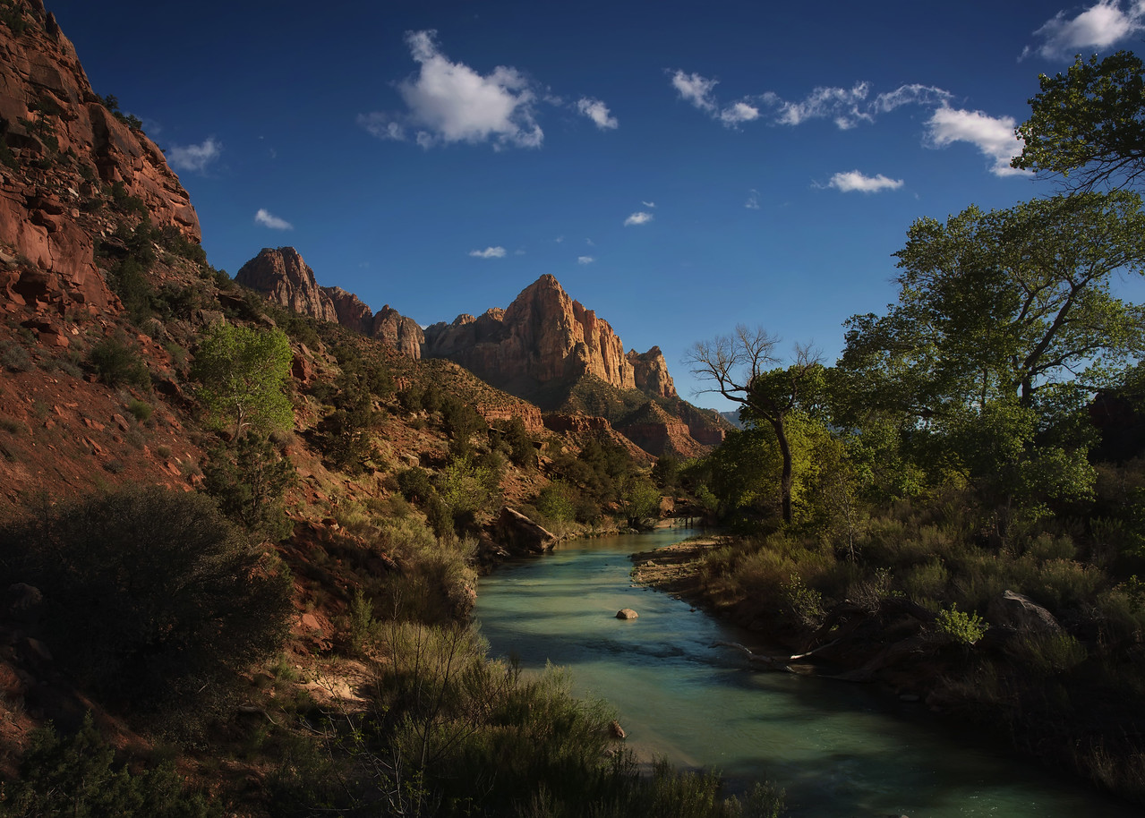 The Watchman.  Zion NP