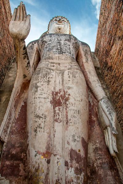 Standing Buddha