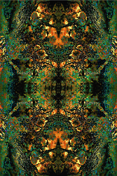 Gren-Gold Cosmos : Symmetry Series #13