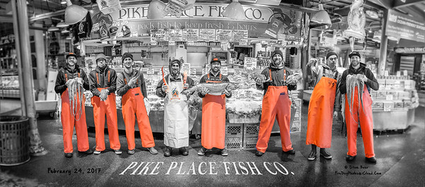 Pike Place Fishmongers