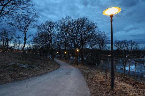 The Citadel Road