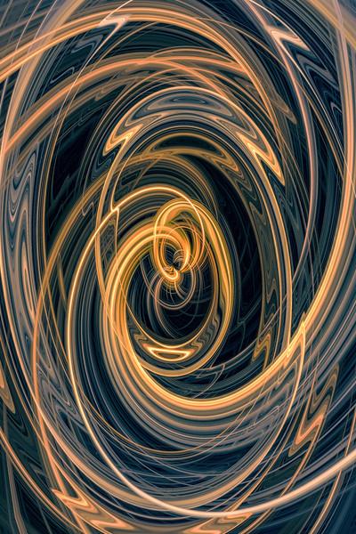 Golden Vortex : Symmetry Series #28