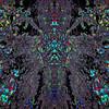 Evening Dream : Symmetry Series #8A