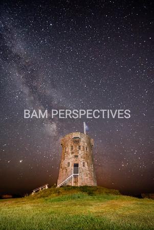 Made from 6 light frames by Starry Landscape Stacker 1.8.0.  Algorithm: Mean Min Hor Noise