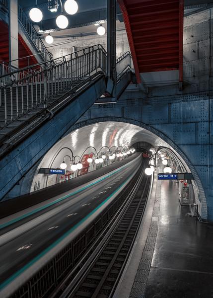 Cite Metrostation