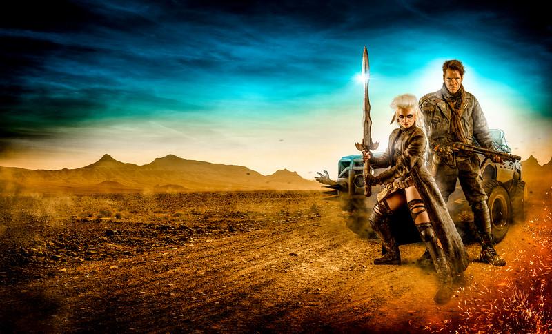 Wasteland Road Knights
