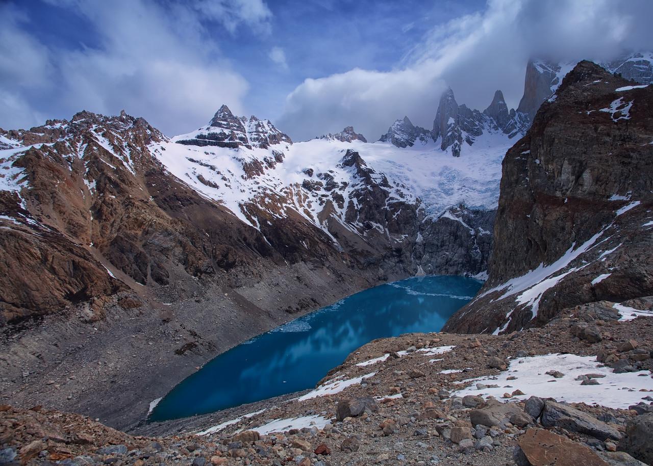 Lago Sucio