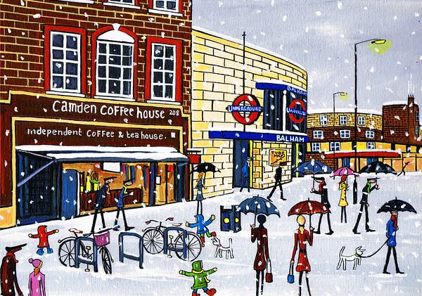 Balham Camden coffee house