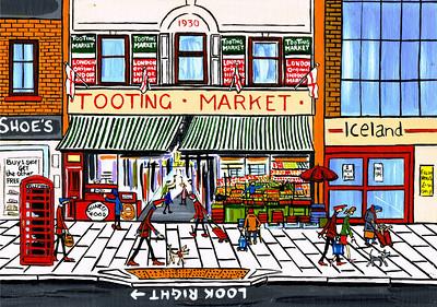 Tooting Broadway market 2016
