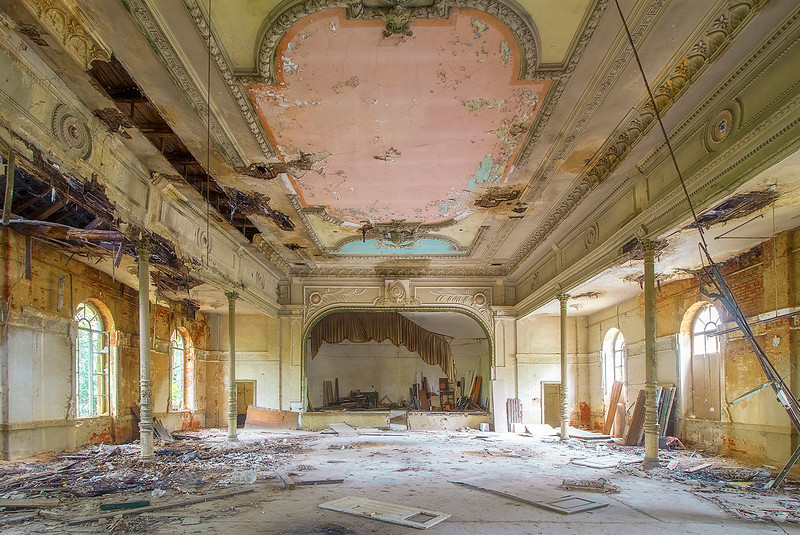 Sandkorn Ballroom