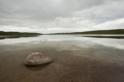 Barrenlands Reflection