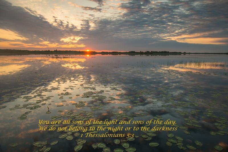 1 Thessalonians 5:3