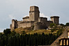 Rocca Maggiore, the citadel of Assisi.