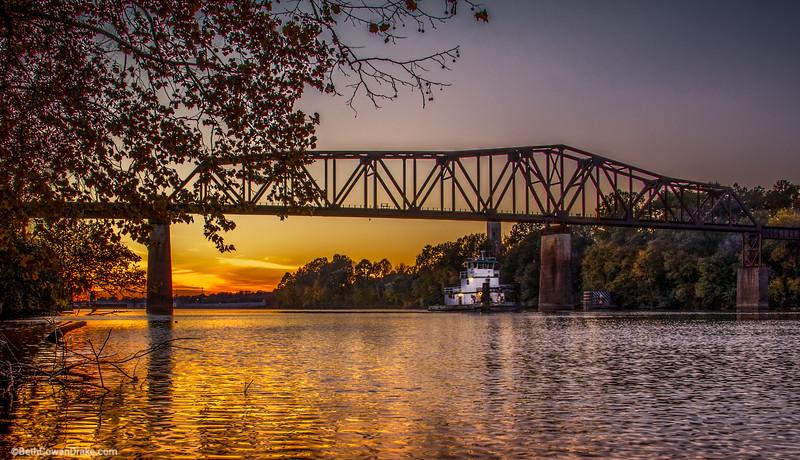 Black Warrior River, Tuscaloosa