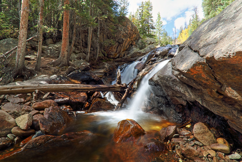 Lower Chasm Falls