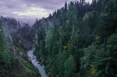 South Fork of the Skokomish River
