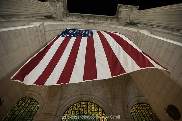 Union Station flag
