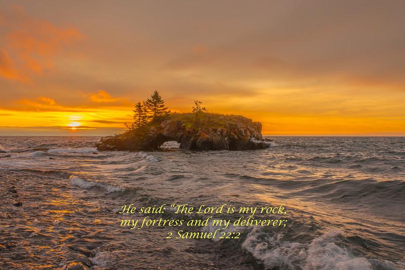 2 Samuel 22:2