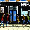 Brewers droop..