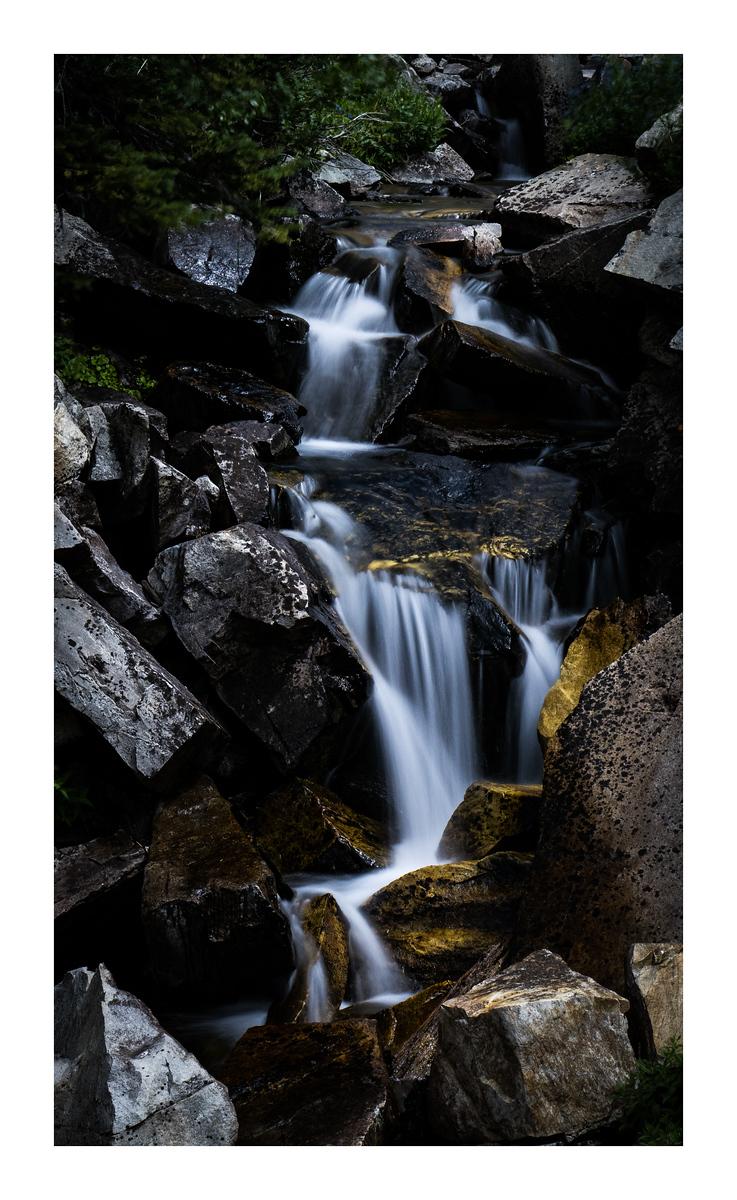 Big Basin Waterfall III