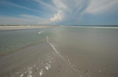 The Hawk Beach Reflections