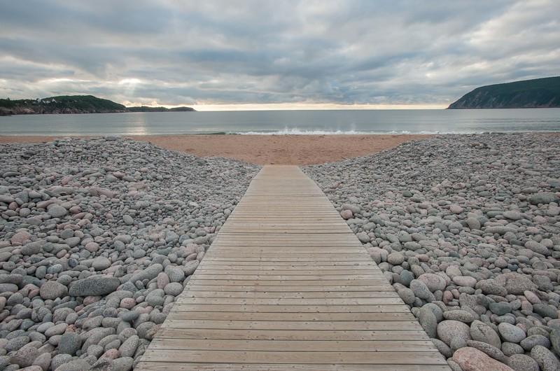 Ingonish Boardwalk