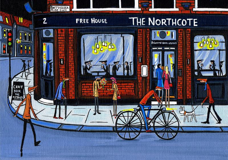 The Northcote pub