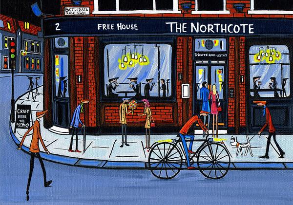 The Northcote pub meet up