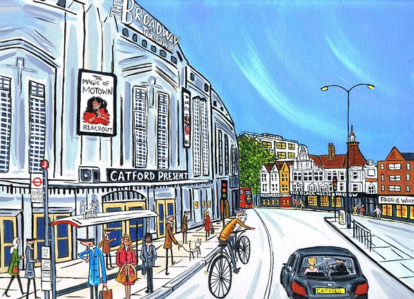 Broadway theatre catford