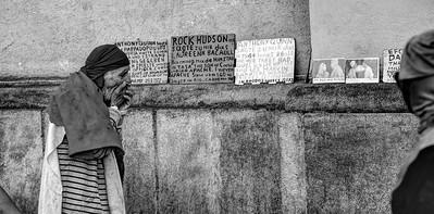 Harmonica Player, Rome, Italy