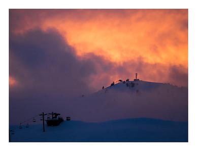Sun Valley Sunset