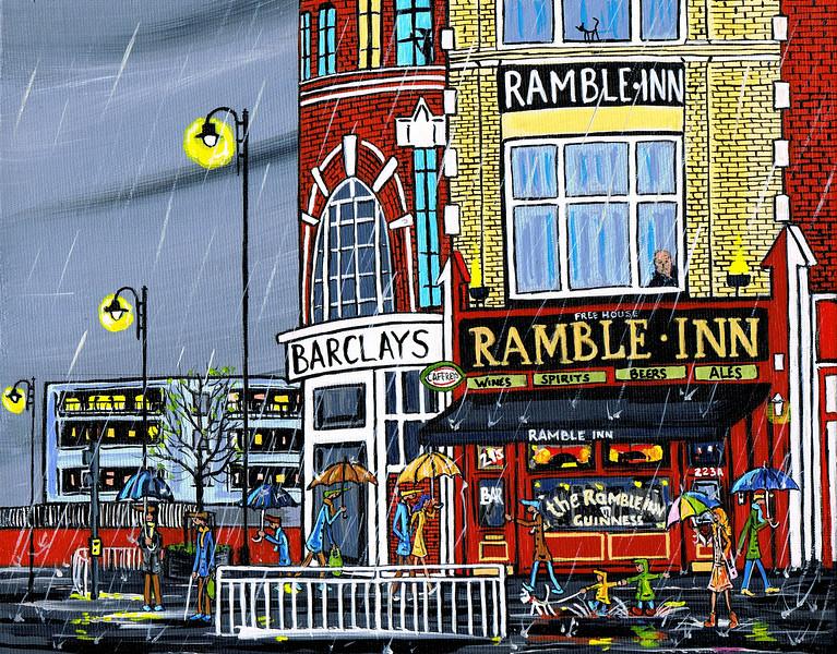 The Ramble inn Tooting