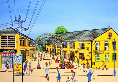 Merton Abbey Mills