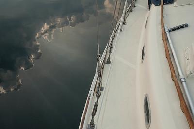 Sailboat Reflections