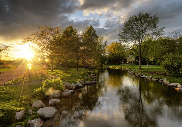 Canal Sunset Park