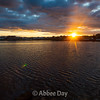 Sunrise Old Days Pond