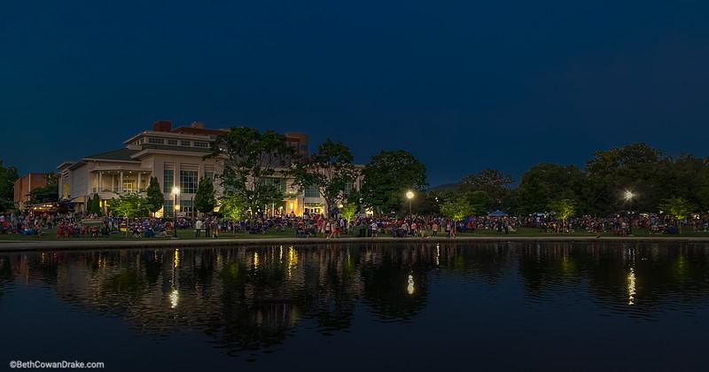 Concerts in the park, Huntsville