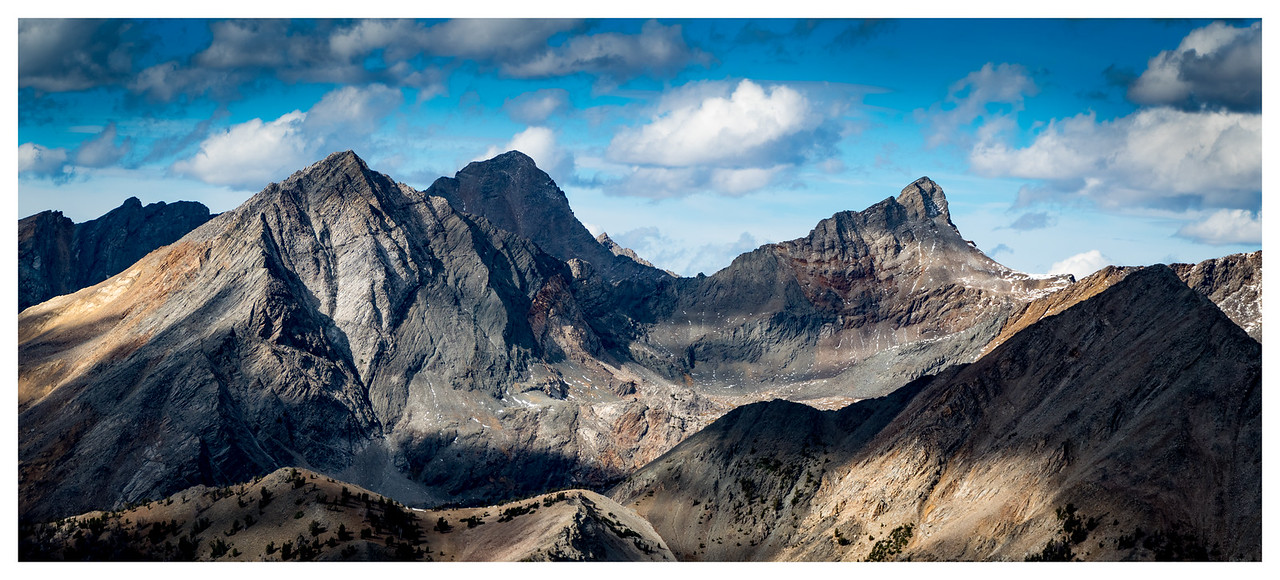 Autumn Pioneer Mountains