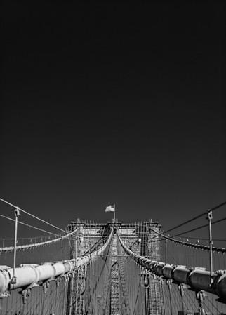 brooklyn bridge | © ian sbalcio