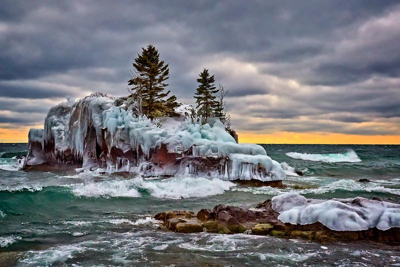 Frozen at Dawn - #1