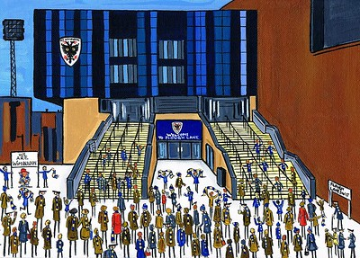 The Mighty AFC Wimbledon