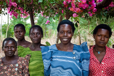Ugandan women