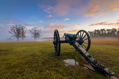 Cannon Sunrise