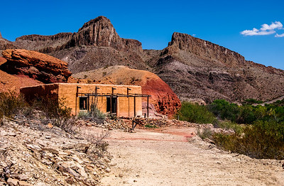 West Texas Adobe