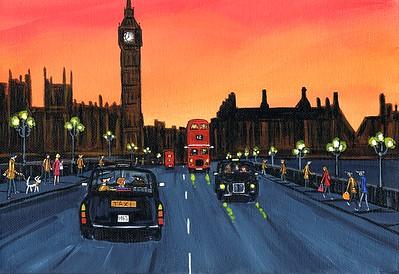 Dear old London Town