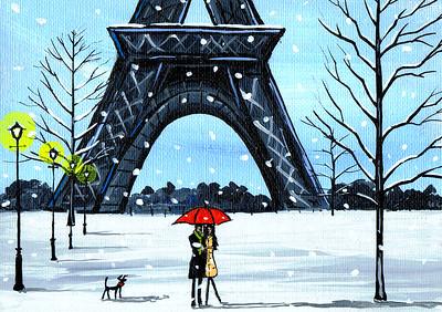 Paris here we are...