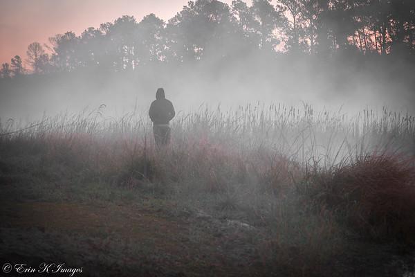 Foggy visions