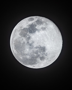 Full Super Moon 3.9.2020