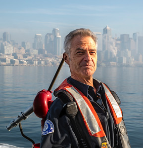 Seattle Fire Marine Team Member