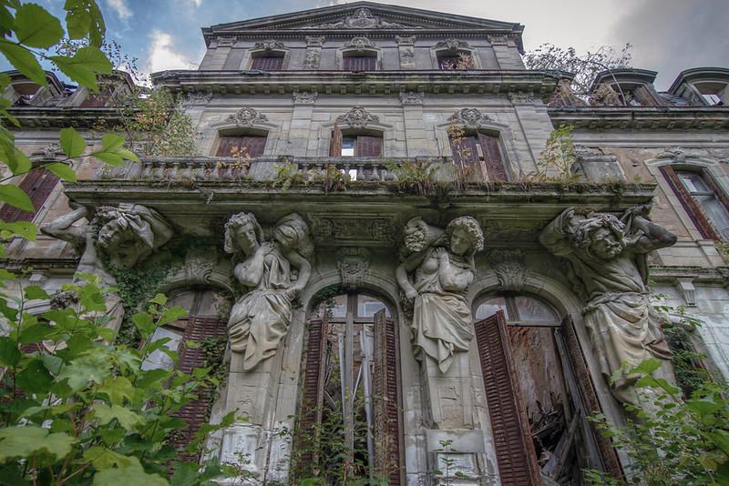Chateau Saulxures